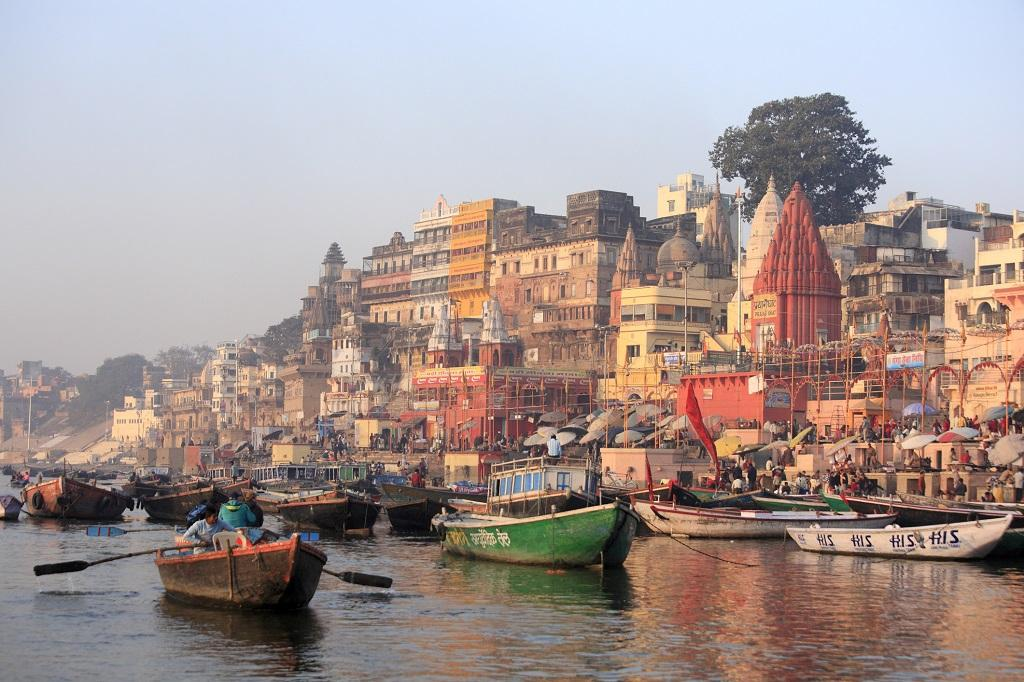 For defacing ghats, the people's draft recommends two months' imprisonment. Credit: Getty Images