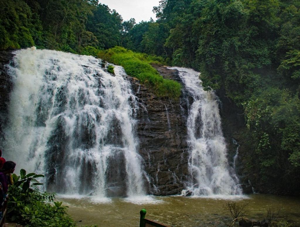 Abbey Falls, Karnataka. Credit: Getty Images