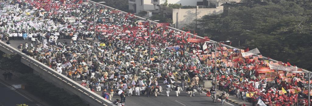 Farmer Protests