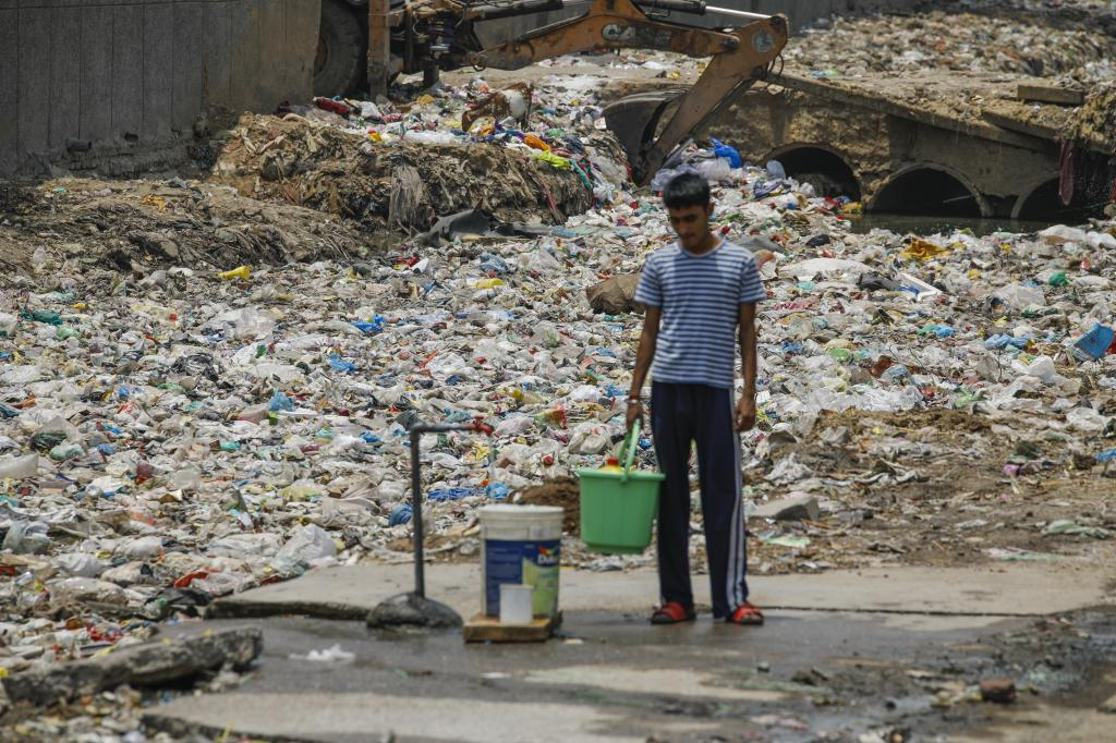 The parliamentary standing committee on urban development March 17, 2021 submitted a report on action taken by the Union government on recommendations to improve solid waste management. Photo: Vikas Choudhary
