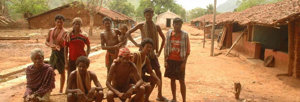 Dongria kondh tribals in niyamgiri. Credit: Agnimirh Basu/CSE