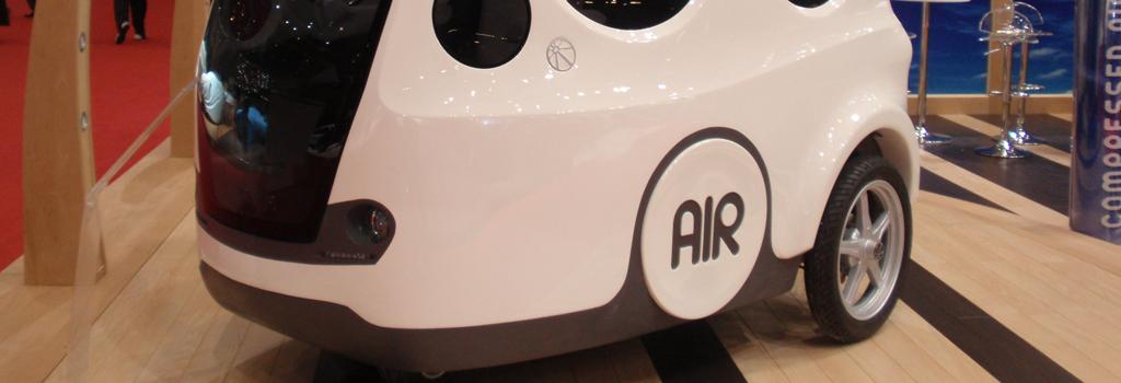 Compressed Air Car >> Compressed Air Vehicles Can Be A Potential Mode Of Urban