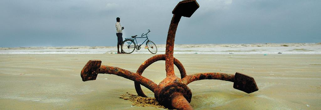 The Coastal Regulation Zone Notification, 2018, has diluted India's only protection system for the fragile ecology. Photo: Pradip Saha