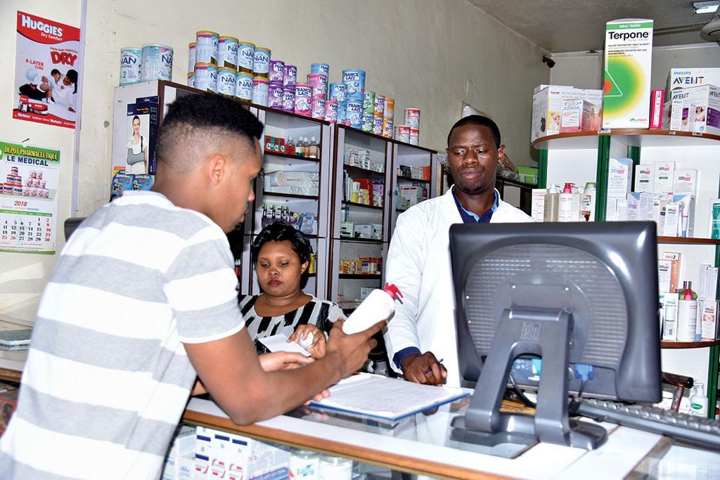 नकली दवा की बिक्री
