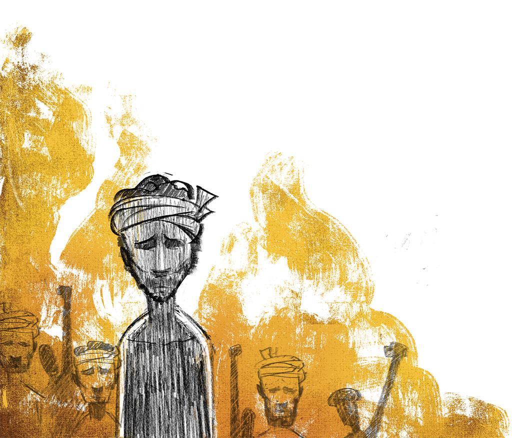 1874-75 में दक्कन में मारवाड़ी और गुजराती साहूकारों के खिलाफ ग्रामीणों ने सामाजिक बहिष्कार और हिंसा का रास्ता अपनाया
