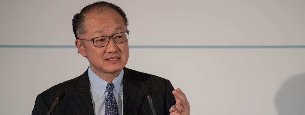Jim Yong Kim Photo: Wikimedia Commons