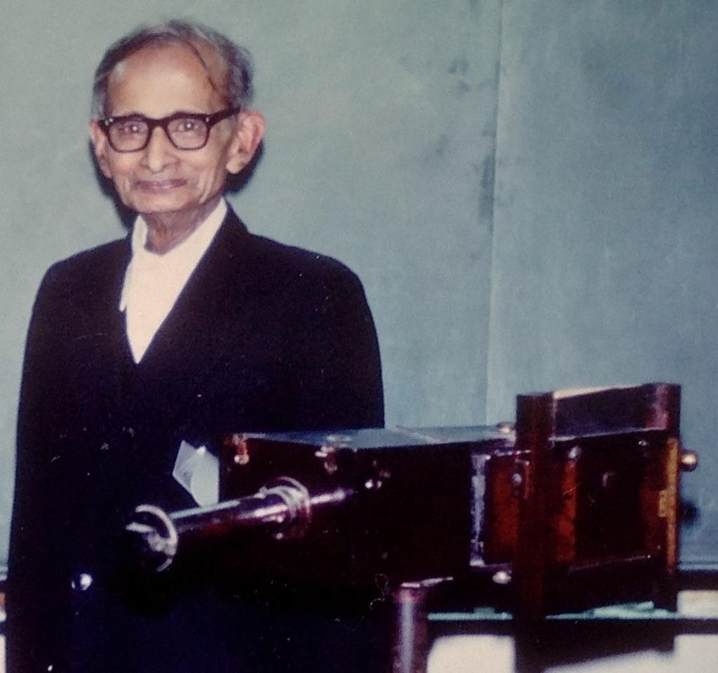 Skumar Chandra Sirkar. Photo: ISW