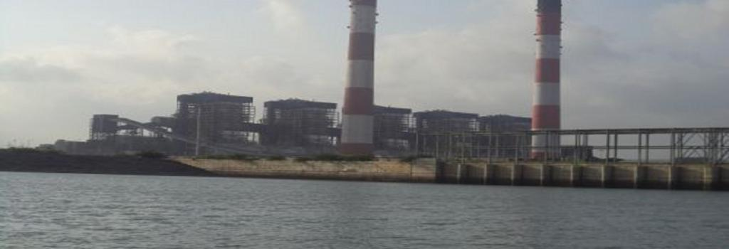 Tata Mundra power project. Photo: Angeline Sangeetha