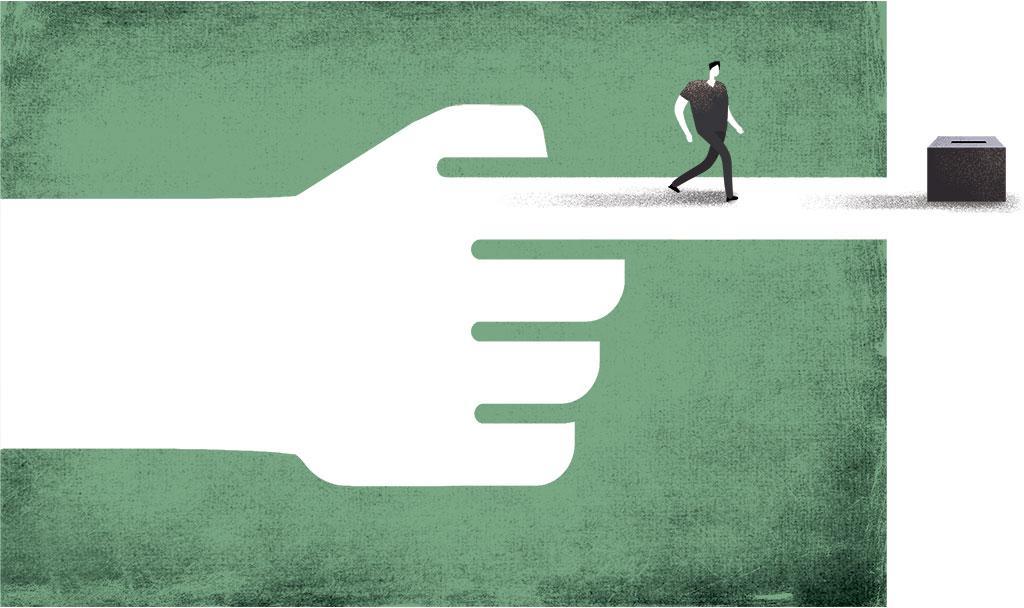 बड़े आंकड़े भावनाओं को समझकर राजनीतिक विज्ञापन के रूप में परिलक्षित होते हैं