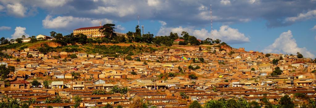 Outskirts of Kampala. Photo: Getty Images