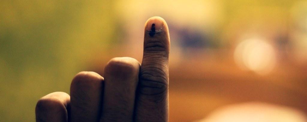 Boycotting elections