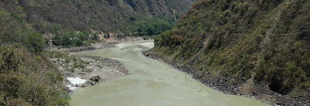 Ganga Basin. Photo: Wikimedia Commons