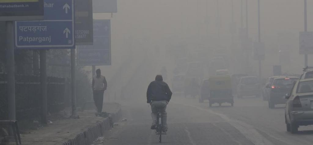 The Delhi Smog. Photo: Vikas Choudhary/CSE