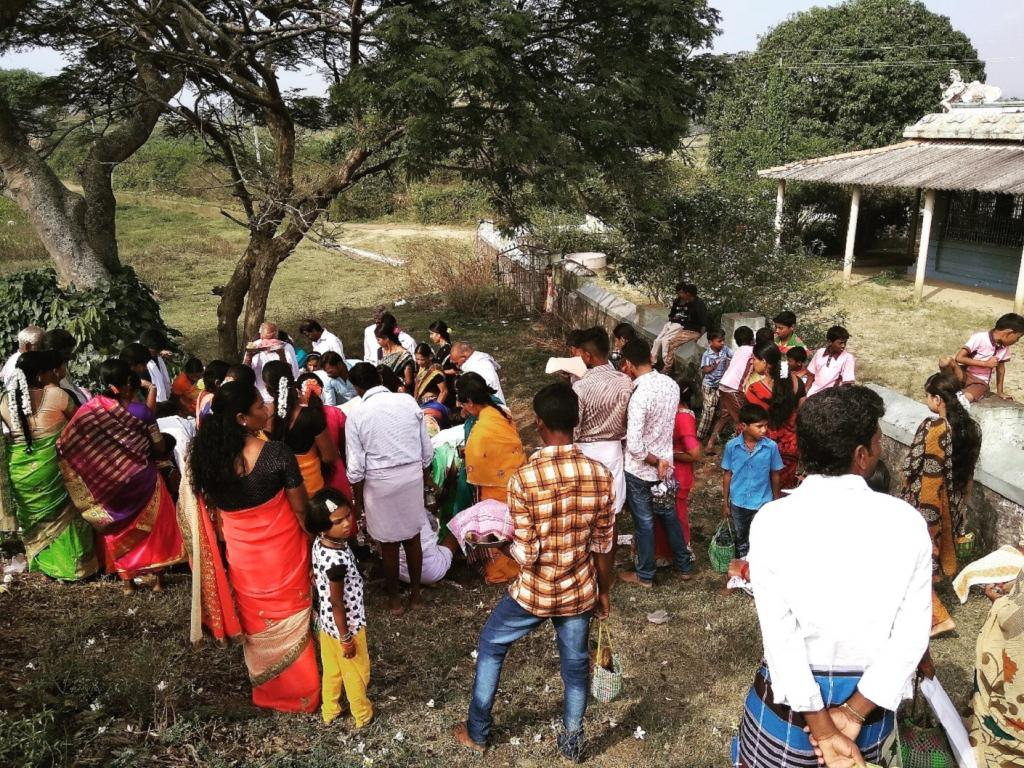 "When we asked a villager why people defecated near the temple and hold rituals while they opposed the idea of a community toilet near the Ganesha temple, he said, ""People do things according to their convenience."