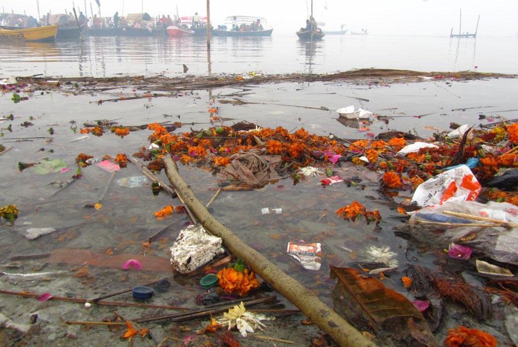 क्लीन गंगा फंड से मोदी सरकार ने 100 करोड़ का ब्याज कमाया