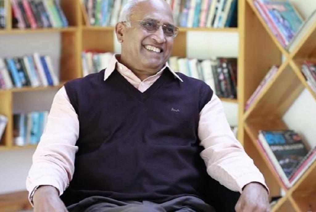 अब ऐसे दिखते हैं विंग कमांडर (रिटायर्ड) राकेश शर्मा, Photo : Srikant Chaudhary