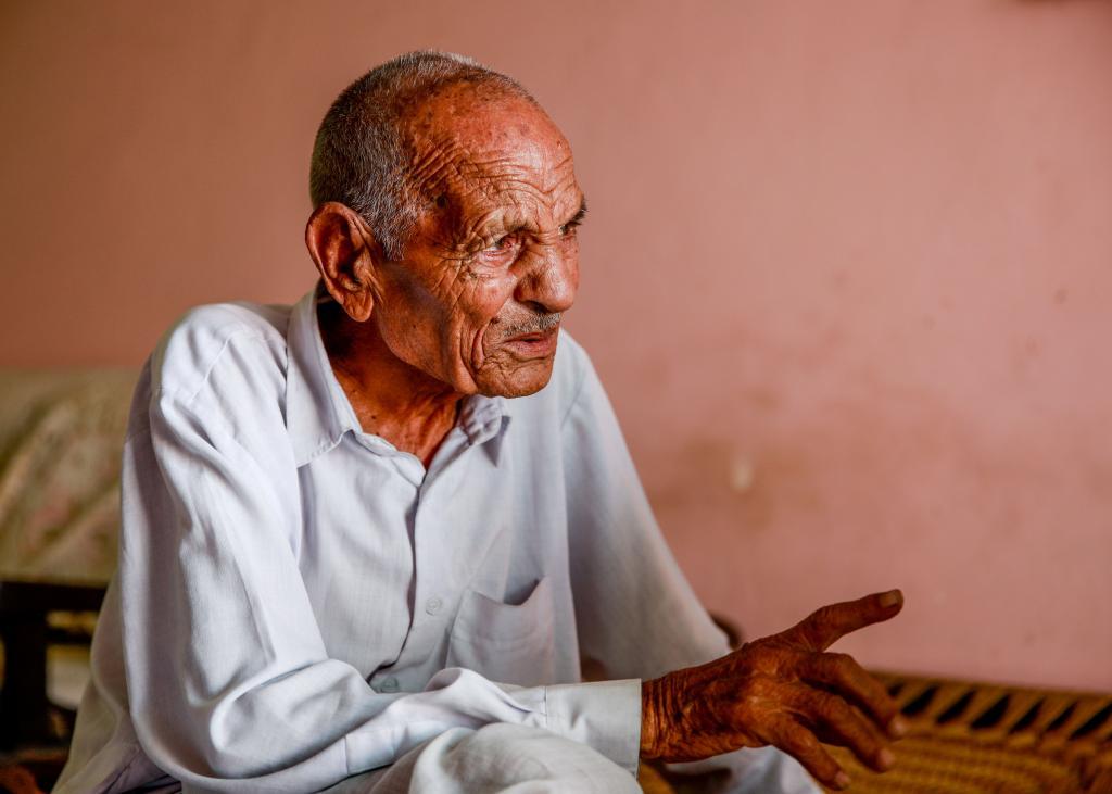 हुकुम सिंह ने हरित क्रांति के लिए बीज तैयार किए थे