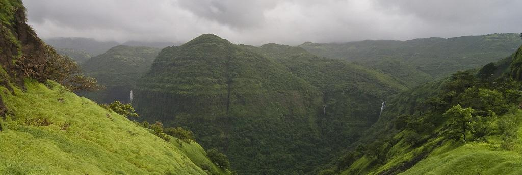 Western Ghats in Maharashtra