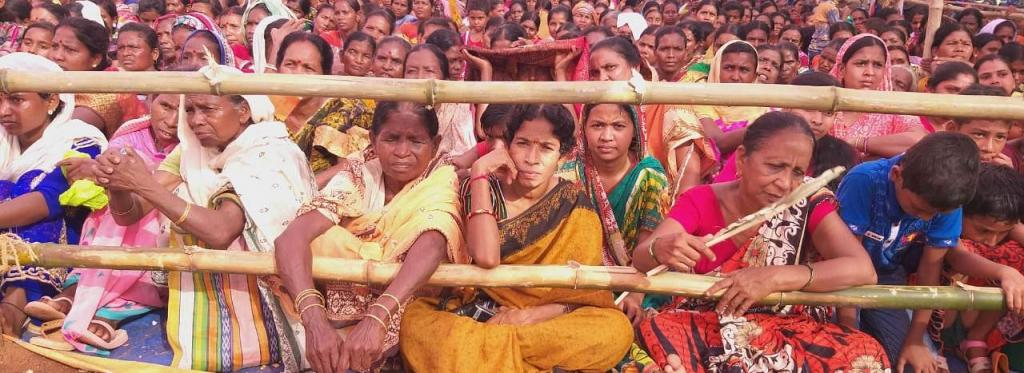 Adivasis in Jhargram fight a divided battle for the same aim in LS polls