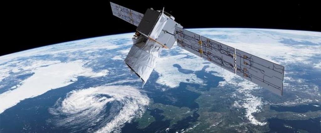 Aeolus can help improve the prediction of mid-latitude cyclone systems. Photo: ESA