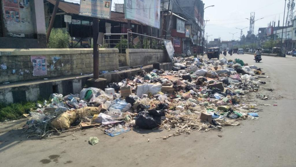 Imphal struggles to handle its waste