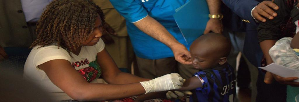 Road to measles elimination is predictable, but can be rocky Photo: UNICEF/Flickr