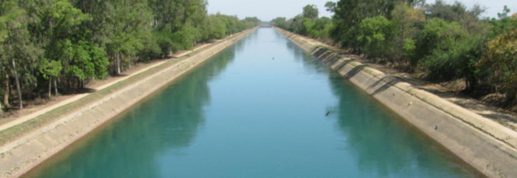 The Bhakra Main Canal. Photo: Wikimedia Commons