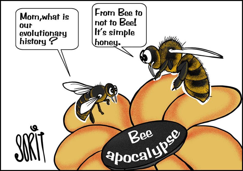 Honey Bee apocalypse
