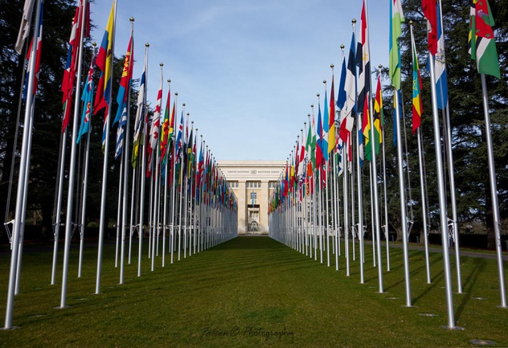 United Nations Office at Geneva. Photo: Falcon® Photography/Flickr