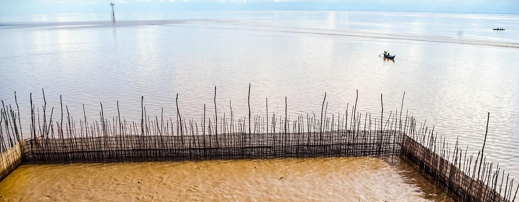 Traditional fishing gear endangers marine biodiversity. Photo: Getty Images