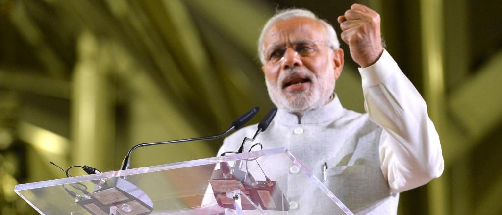 Incumbent Prime Minister Narendra Modi. Photo: Wikimedia Commons