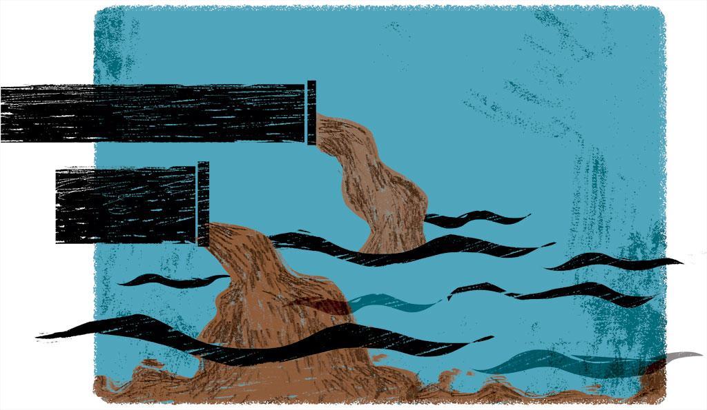 मल से जल को बचाना होगा