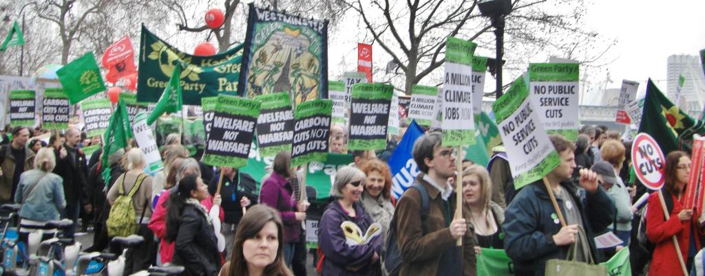'Green Party's Rise Is A Response To The Rise Of Nasty