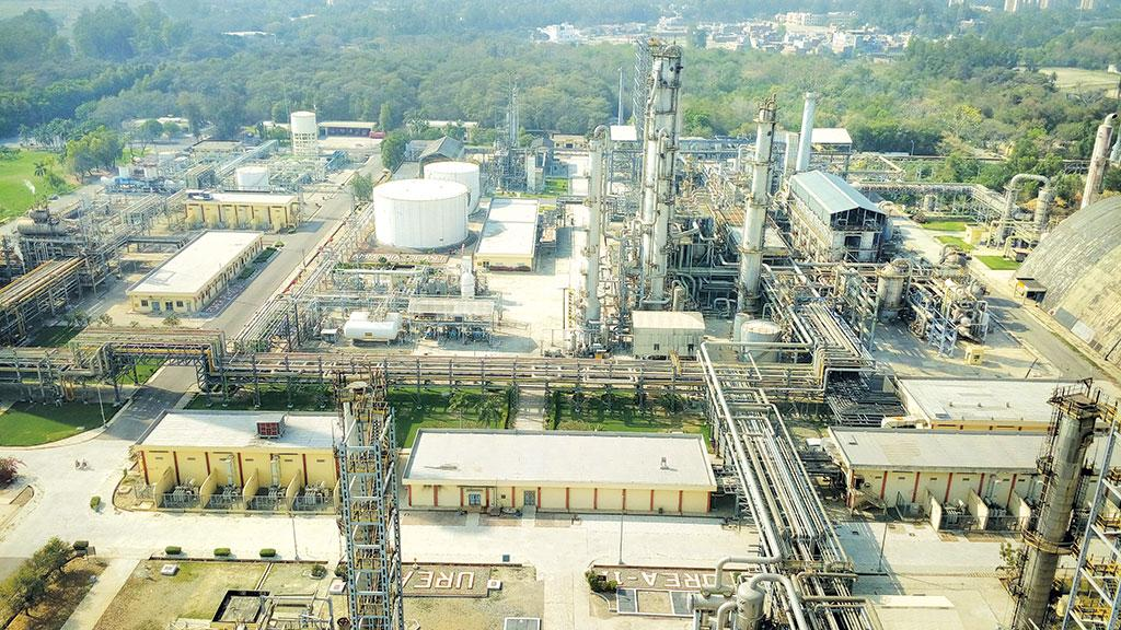 Indo Gulf Fertilisers (IGF) plant in Jagdishpur, Uttar Pradesh, is the country's overall best performer (Photo Courtesy: Indo-Gulf, Jagdishpur)