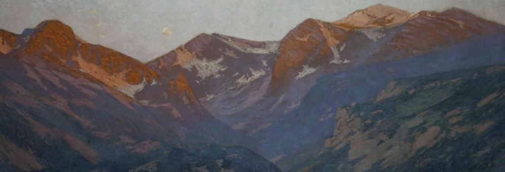Documenting Change: Our Climate, the Rockies presents the historical scope of documentary strategies shared by artists and scientists in their study of climate. Photo: University of Colorado