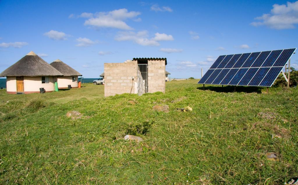 Solar has lit up remote communities. The next step is to link these communities to an energy market. Photo: Shutterstock