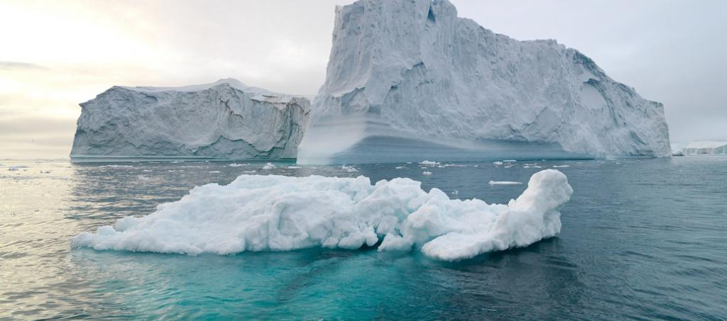 Arctic coastline receded by 14.5 meters in 2017: Study. Photo: Getty Images
