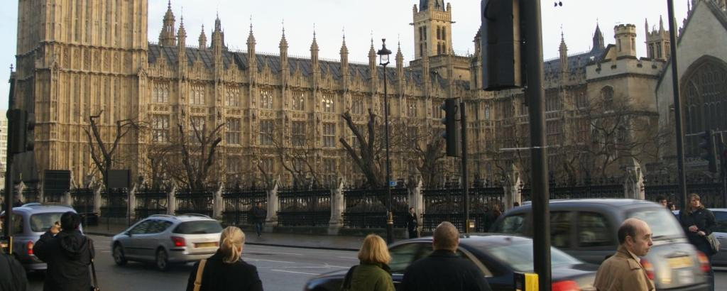 The Houses of Parliament in London. Photo: Wikimedia Commons
