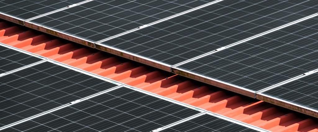 India's new power generation capacity from solar photovoltaic panels decreased compared to 2017. Photo: Getty Images