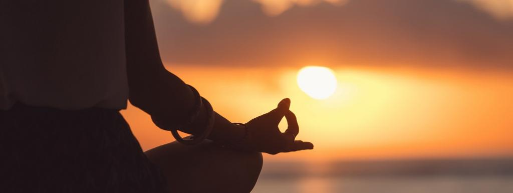 Yoga unites you with your soul and provides inner peace. Photo: Getty Images