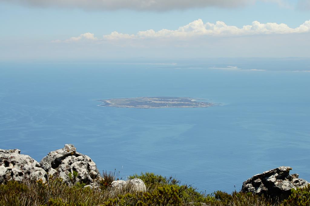 Robben Island, Cape Town. Photo: Getty Images