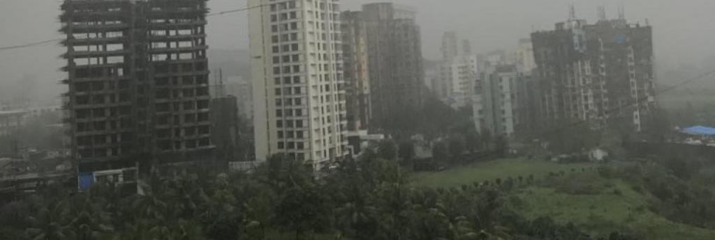 A rainy day in Mumbai. Photo: Nidhi Jamwal