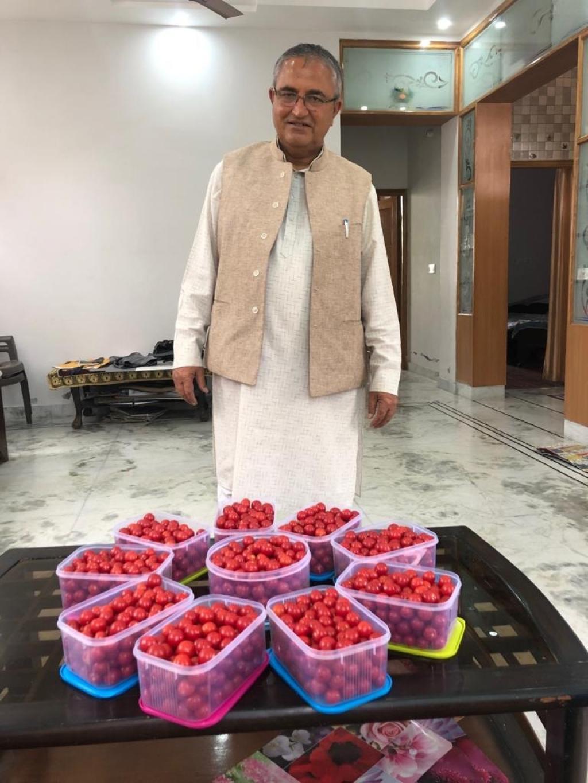 यह हैं प्रेम चंद, जो 16 जुलाई को प्रधानमंत्री नरेंद्र मोदी के समक्ष सफल खेती का मॉडल प्रस्तुत करेंगे
