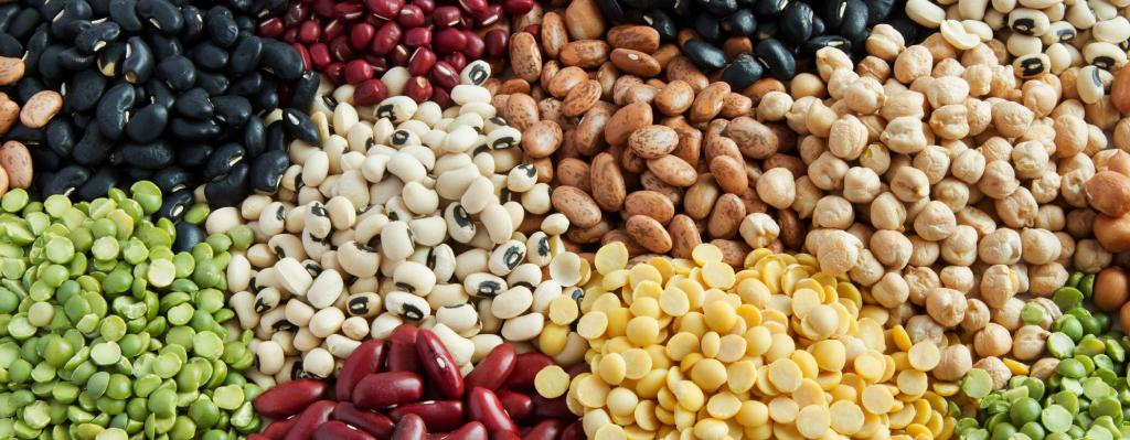 Various types of pulses. Photo: Getty Images