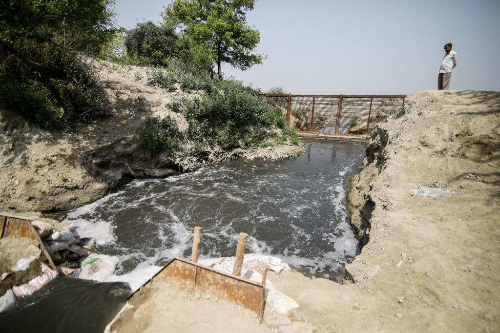31 states and Union territories (UT) had rivers and streams do not meet the water quality criteria in India. Photo: Vikas Choudhary