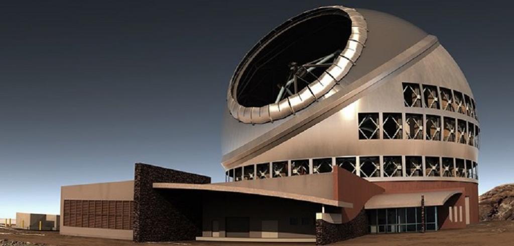 Photo: TMT International Observatory