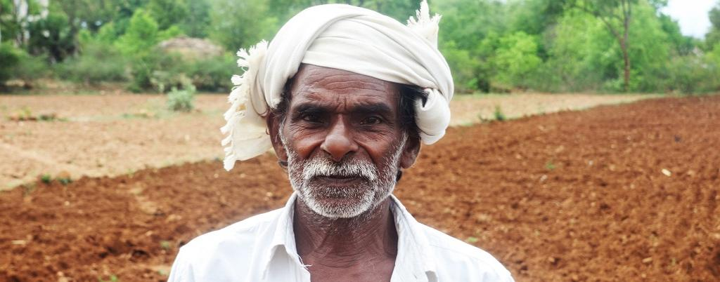 Indian farmers are ageing. Photo: Getty Images