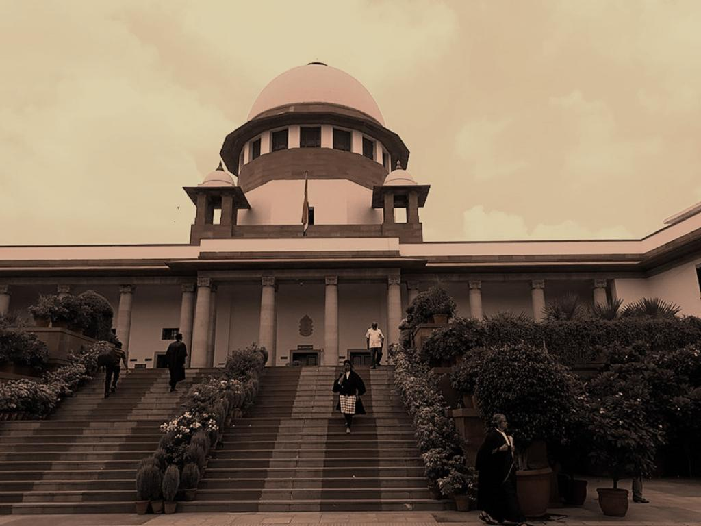 Supreme Court of India. Photo: Wikimedia Commons