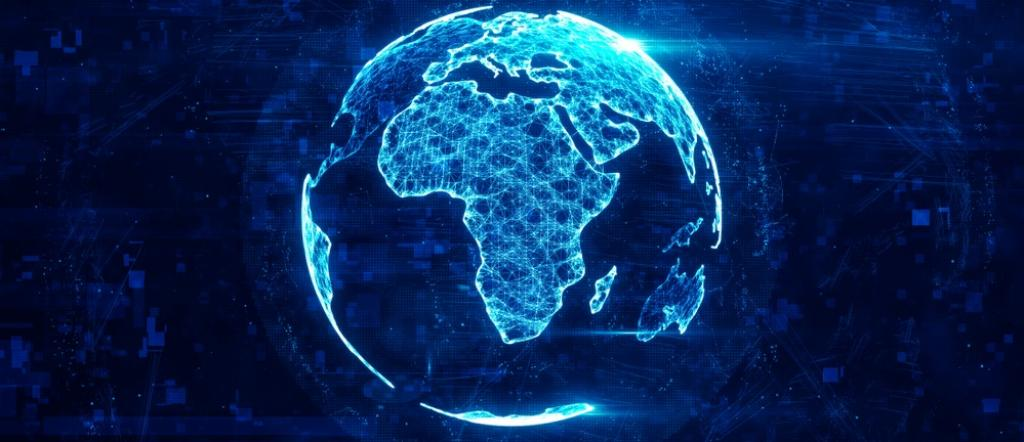 Africa is data-rich and well connected. Therein lies the solution to many of its challenges. Photo: S.Gvozd/Shutterstock