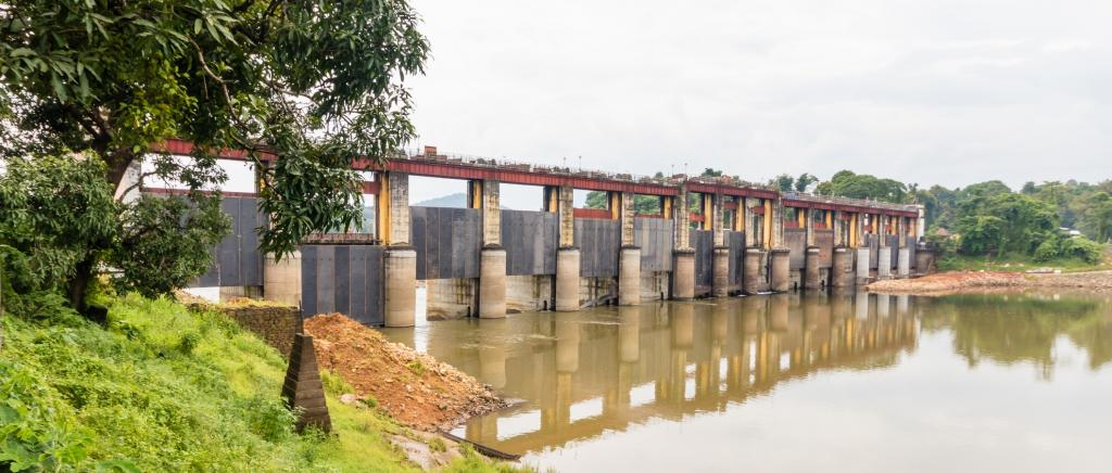 At least three dams had zero per cent live storage till August 1. Photo: Getty Images